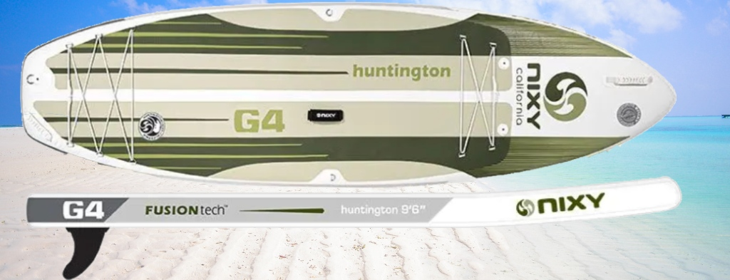 Ultra-Compact and Lightweight All-Around SUP